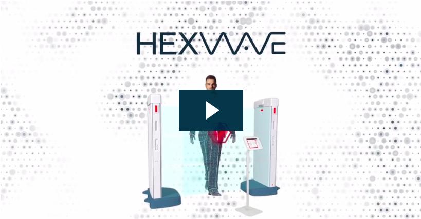 HEXWAVE security portal